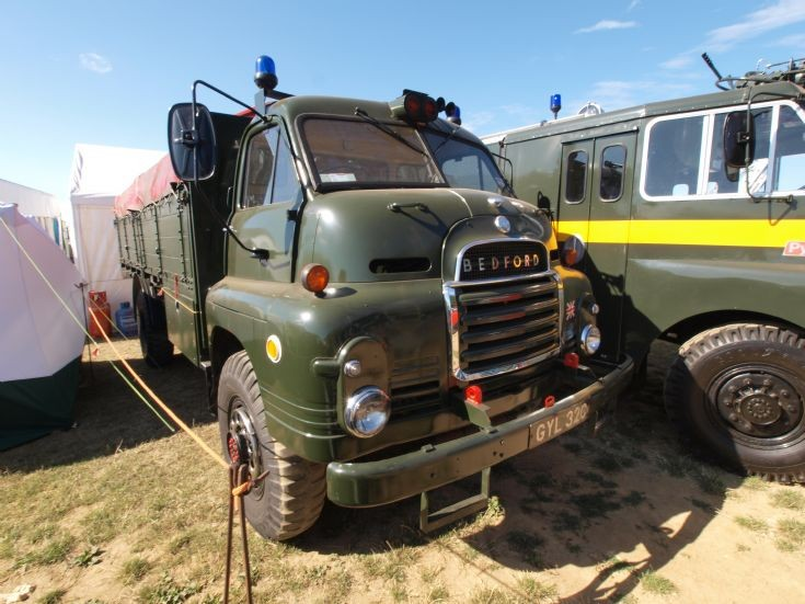 WWII Police truck?