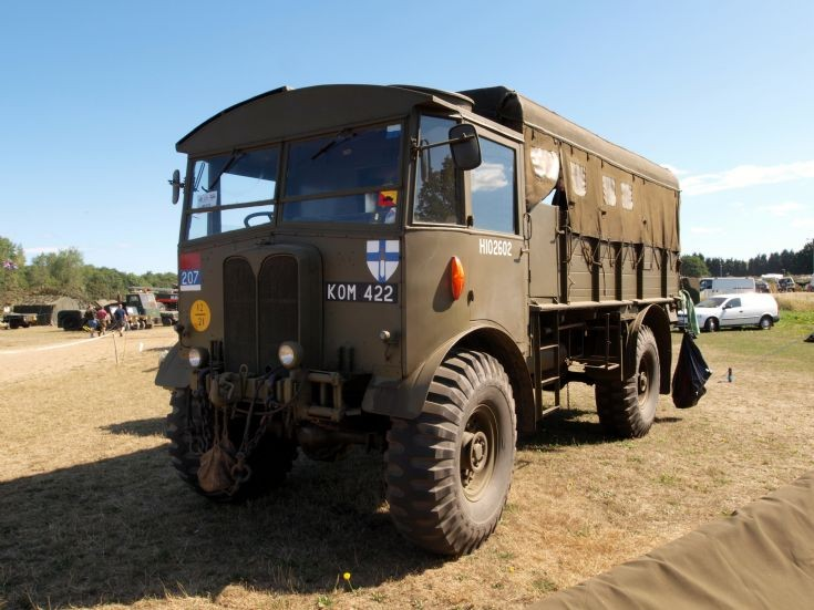 Lorry at War & Peace Show