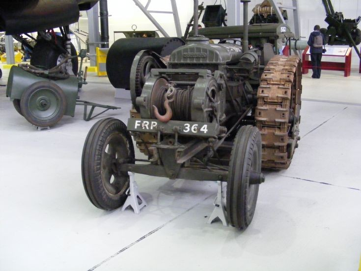 Fordson Aviation Tractor - FRP 364