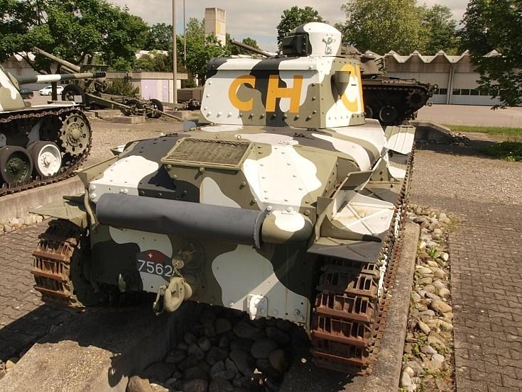 Photo of Panzerwagen 39 'Praga'