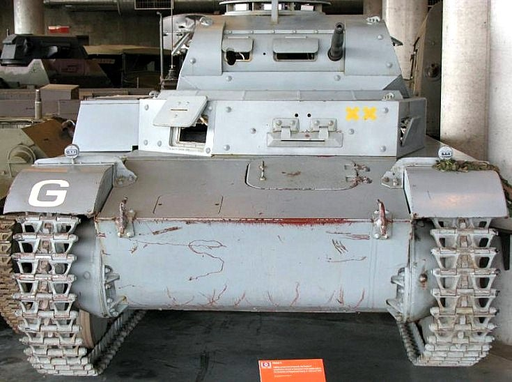 Italian tank?
