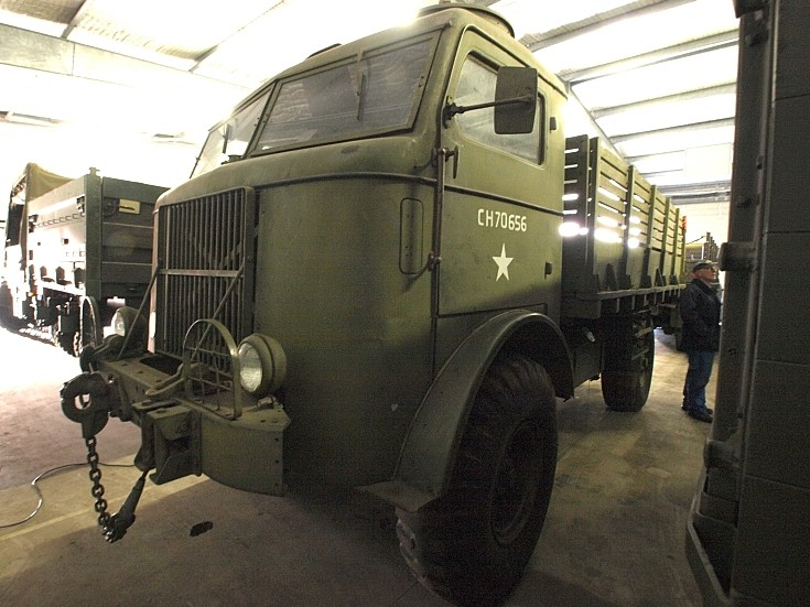 Unknown Army truck CH70656