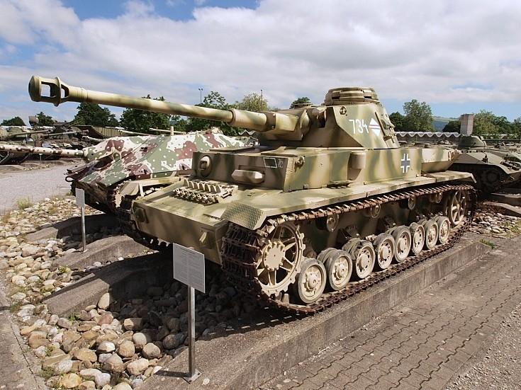 Panzerkampfwagen IV Ausfuhrung H