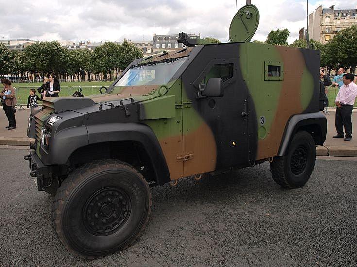 military vehicle photos panhard pvp petit v hicule prot g. Black Bedroom Furniture Sets. Home Design Ideas
