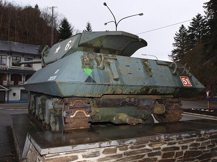 Achilles Tank Destroyer Mk10