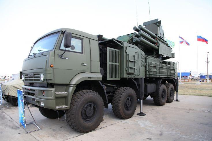 Pantsir-S1  72V6-E4
