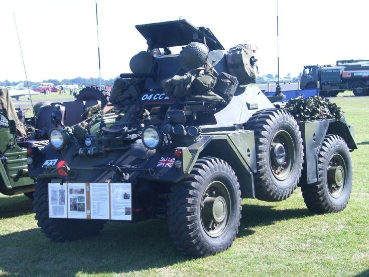 Daimler Ferret Mk 2/3