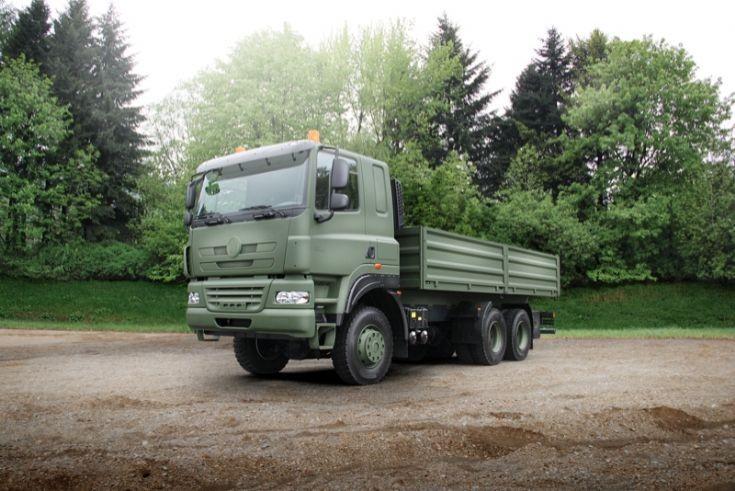 Tatra Phoenix  militair