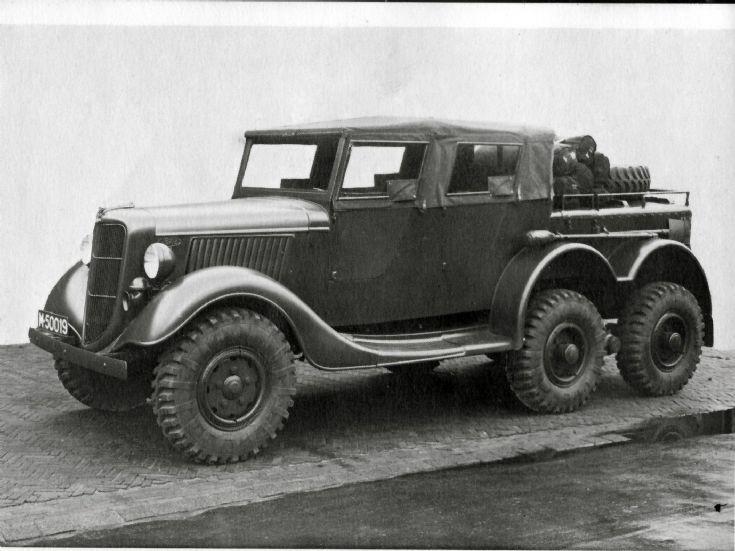 Ford  DAF Trado