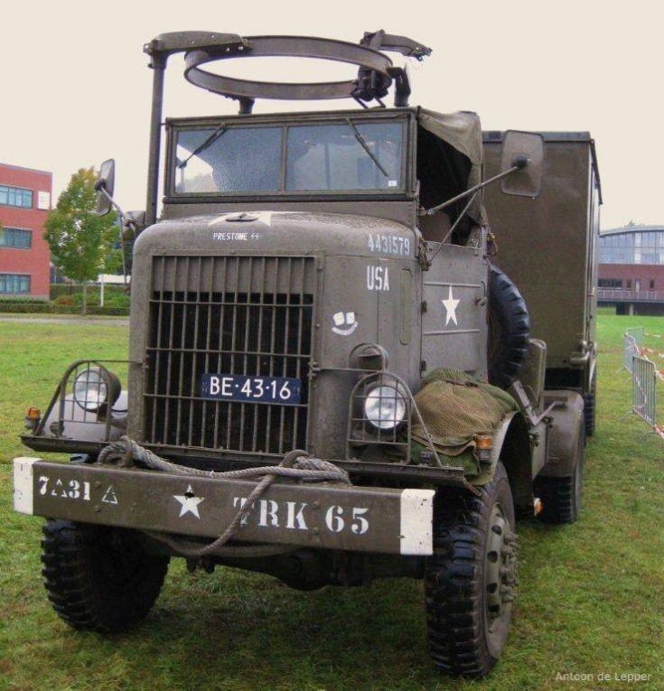 G510 4x4 Autocar U-7144-T