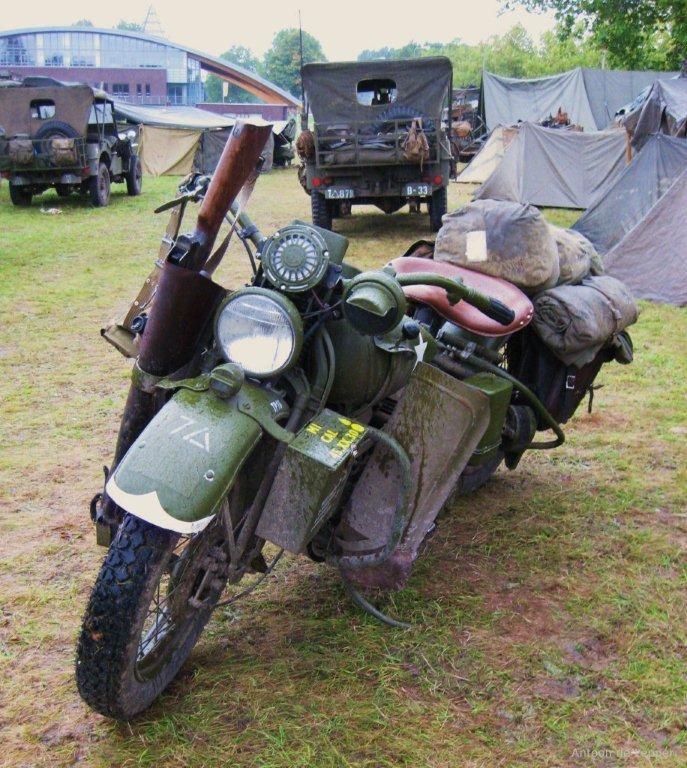 Military bike (HD?)