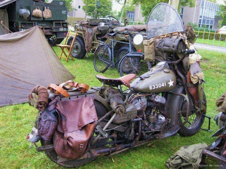 Military bike HD, 633041